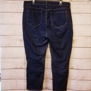 NYDJ Jeans - NYDJ Relaxed Ankle Jeans plus Size